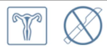 Non-surgical fibroid care Ontario icon